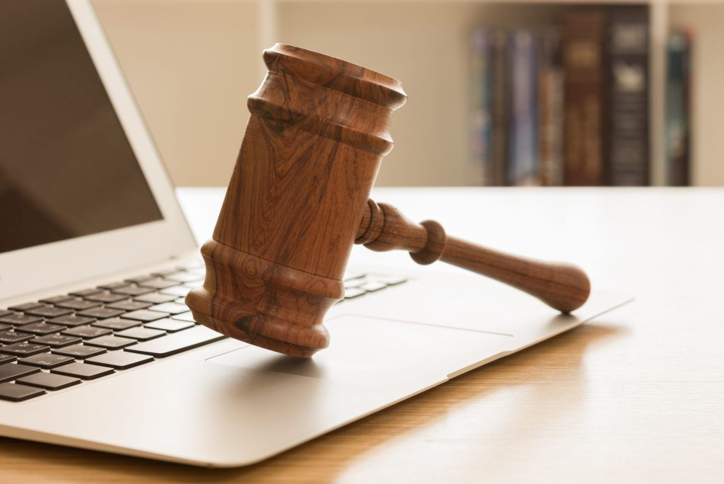 Laws and regulations for websites